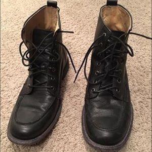 Men's black Frye Boots